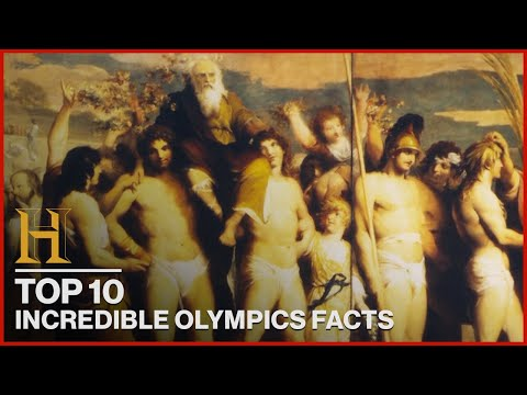 10 AMAZING ANCIENT OLYMPIC FACTS   History Countdown