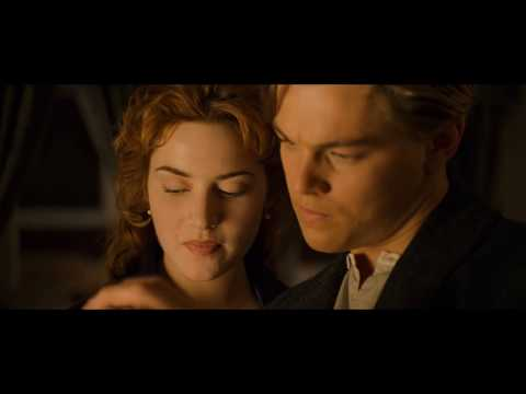 Titanic - (049) Rose shows him the diamond and asks Jack to draw it 1080p 60fps