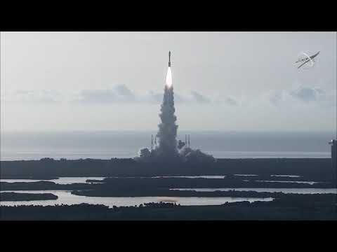 NASA's Perseverance Rover Launches to Mars (overview)