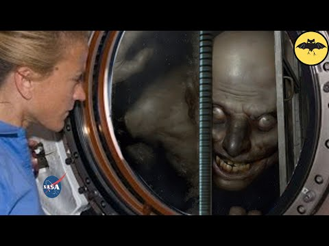 10 Creepiest Things Seen By Astronauts In Space.