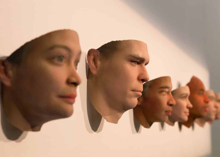 Artist Makes 3D Portraits From DNA Found on Chewing Gum, Cigarette Filters