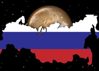 Is Russia Bigger than Pluto?