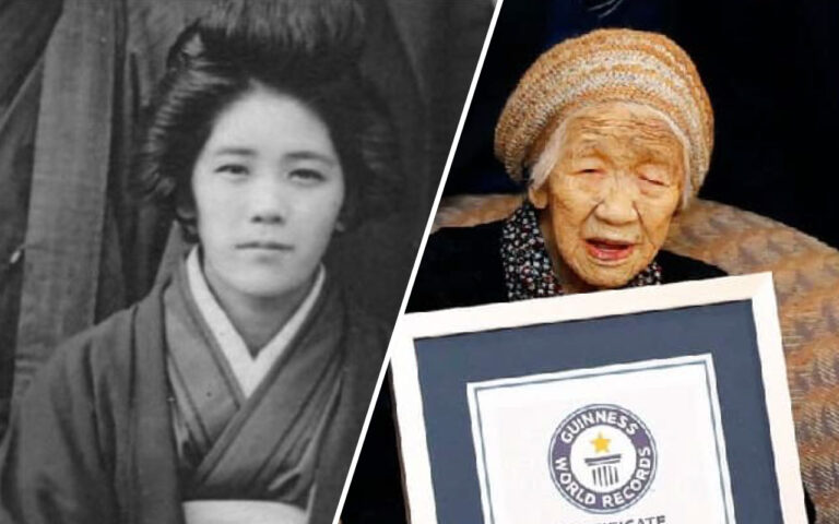 Kane Tanaka, Set the Record to be the Oldest Person Alive at 118 years old as of 2021