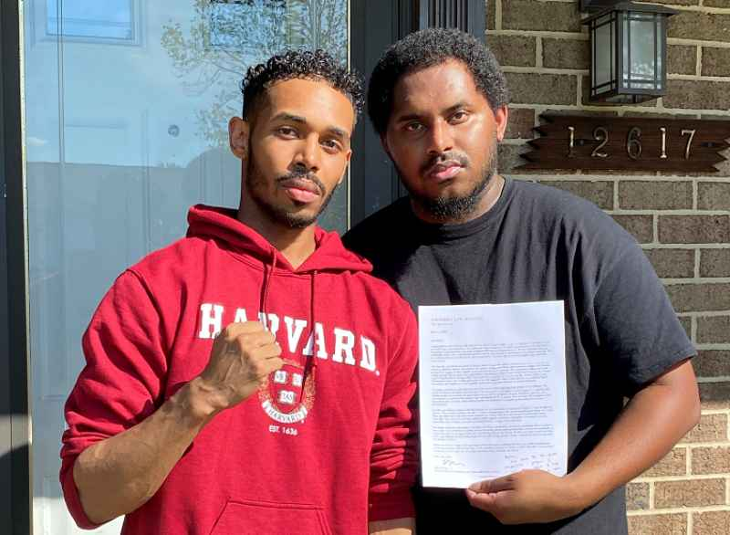 Rehan Staton: Transformation from Trash Collector to Harvard Law Student