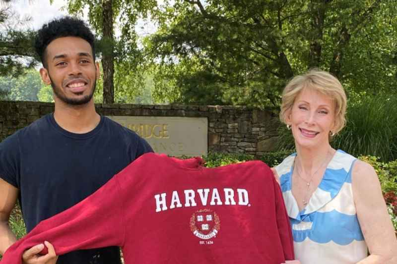 Rehan Staton: From Trash Collector to Harvard Law Student