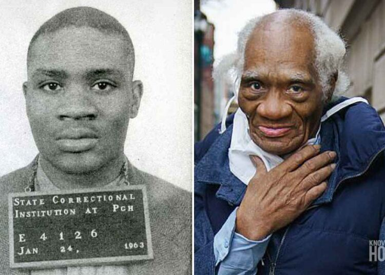 Joseph Ligon was released this year after serving the 5th longest prison sentence in recorded history 67 years, 54 days