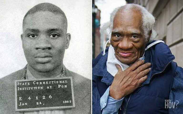 Joseph Ligon was released this year after serving the 5th longest prison sentence in recorded history (67 years, 54 days)
