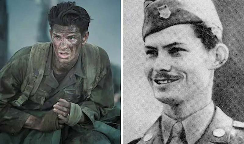 Desmond Doss: The Real-life Hacksaw Ridge Soldier who Saved 75 Lives and received the Medal of Honor