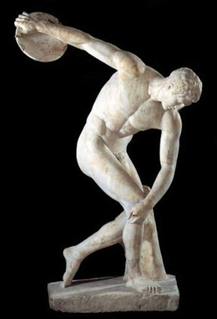 The Story behind why Athletes Competed Naked in the Ancient Olympic Games